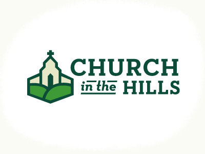 Church in the Hills by Cam Hoff
