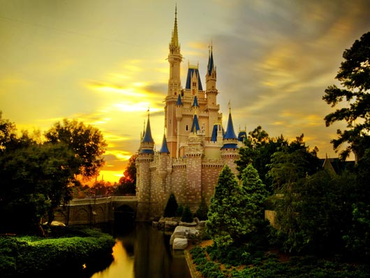 Cinderella Castle Wallpaper Best HD Wallpapers on DesignDazzling Platform