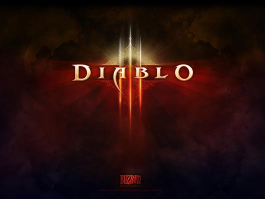 Diablo 3 Game Logo Wallpaper Best HD Wallpapers on DesignDazzling Platform
