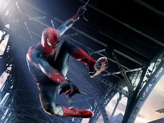 The Amazing Spider Man 2012 Wallpaper Best HD Wallpapers on DesignDazzling Platform