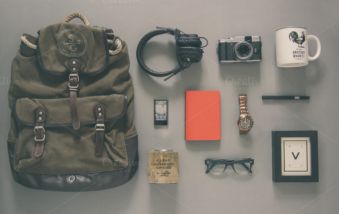 hipster 30 Inspiring Examples of Knolling Photography