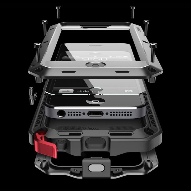 Extreme iPhone 5 Case