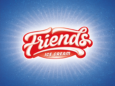 Friends Ice Cream