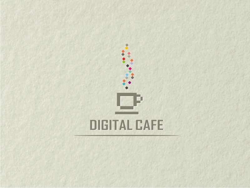 Digital Cafe by Zoran Trifunovic