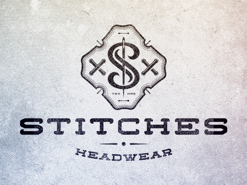 Stitches Headwear by Mike Jones