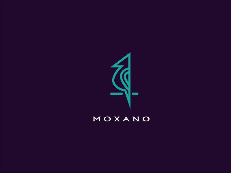 Moxano by Boldflower Logo