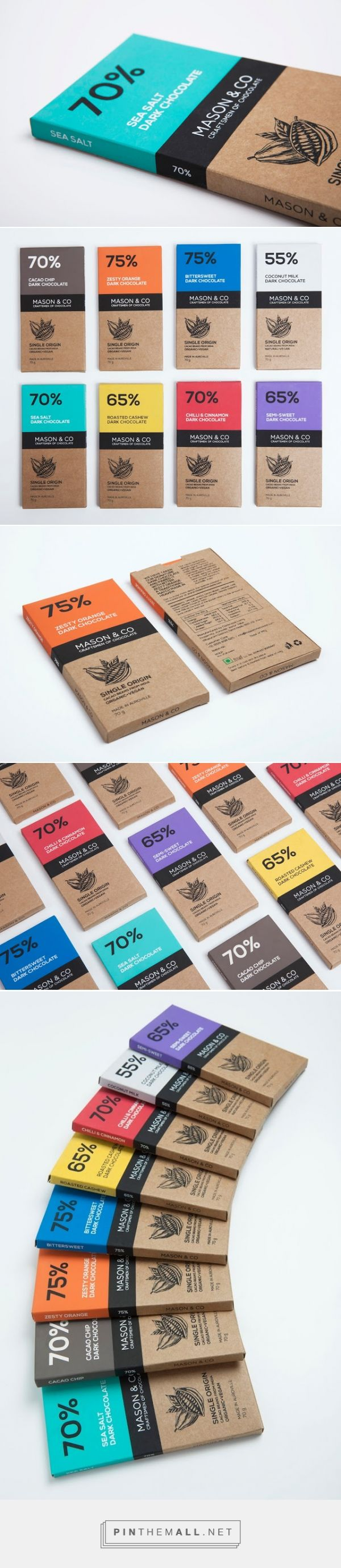 Mason & Co Chocolate Bars