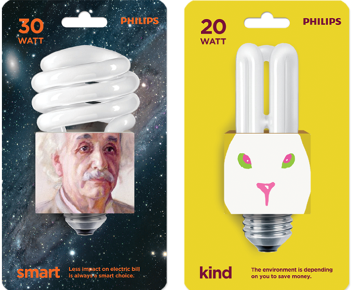Fun Philips Energysavers