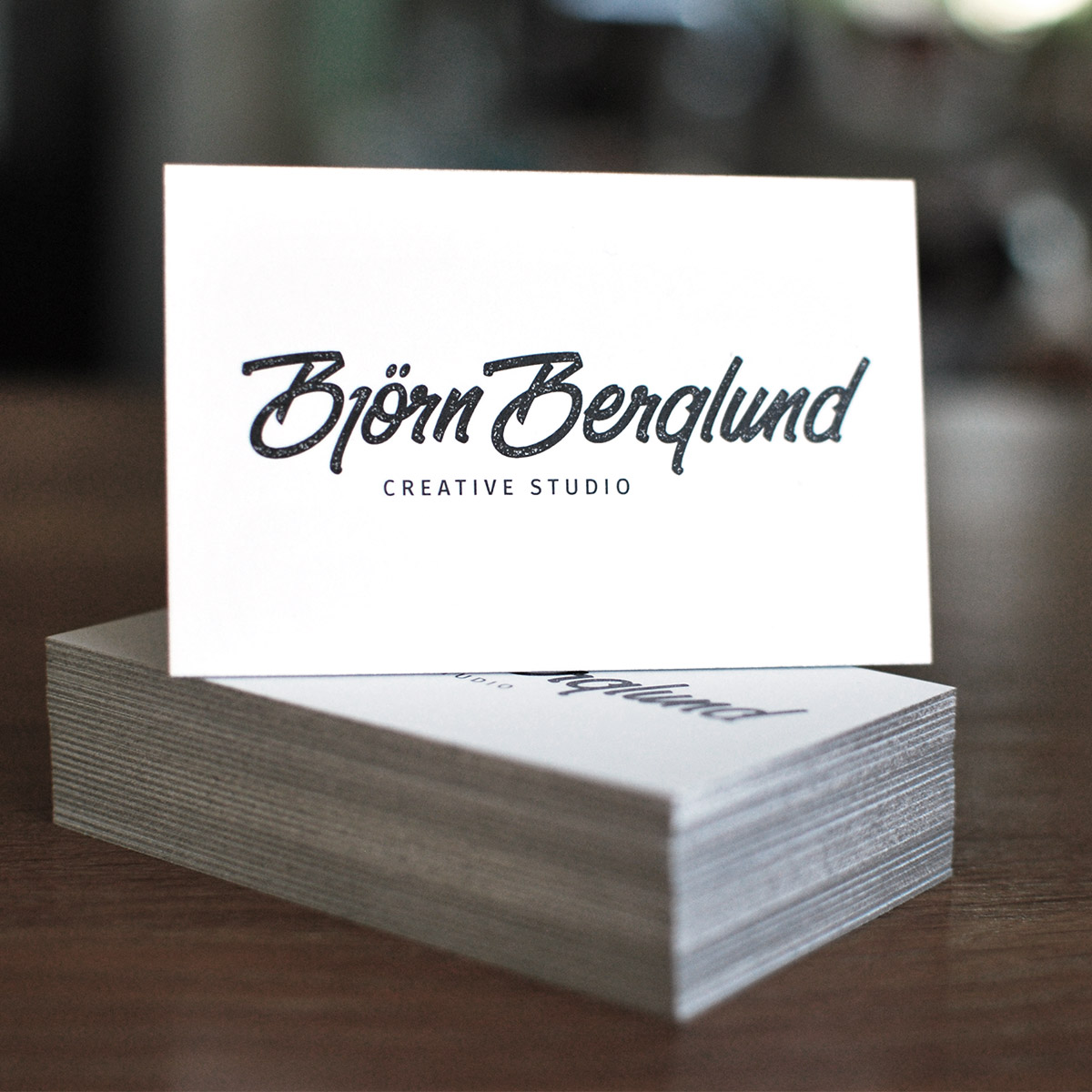 Logo for Bjorn Berglund Creative Studio