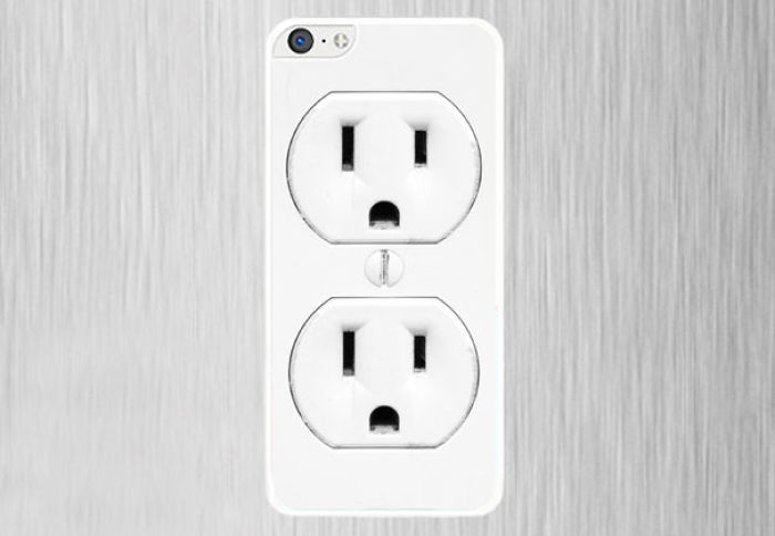 Electrical Outlet Phone Case