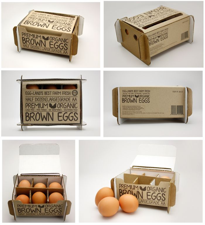 Premium Organic Brown Eggs