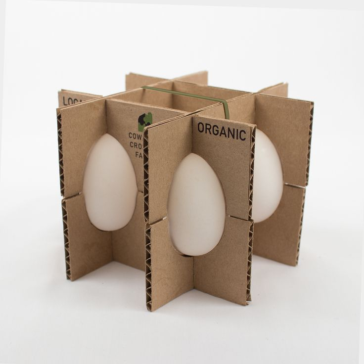 Egg Packaging by James Tae