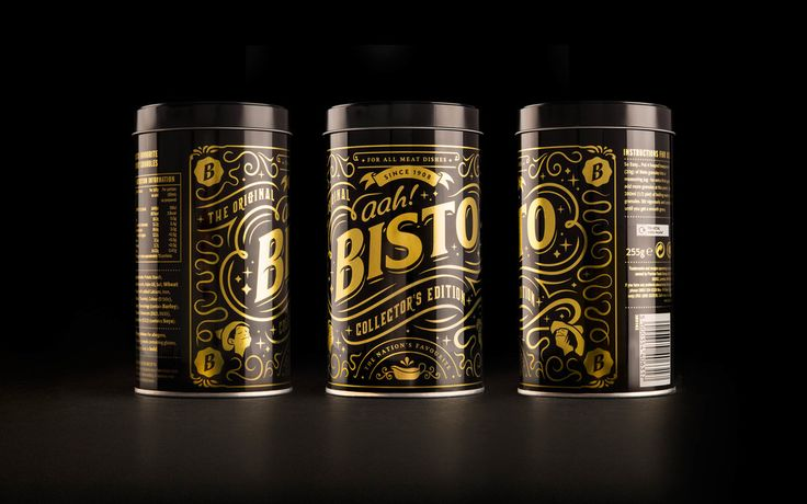 Bisto Collectors Tin