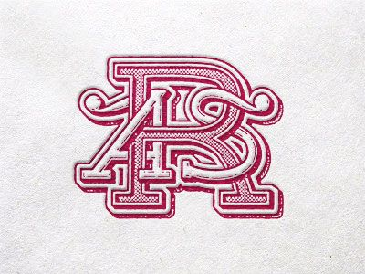 ARS Monogram by Jeff Finley