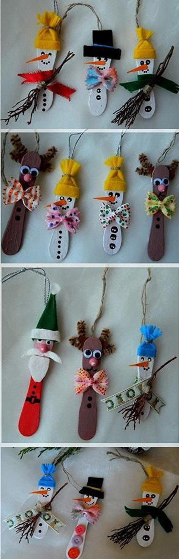 Christmas Crafts Snowman