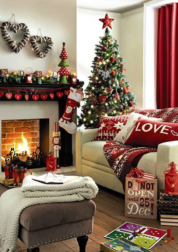 Christmas home decor-1