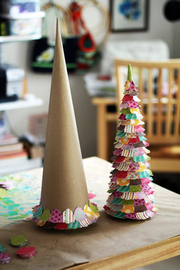 Lolly Chessie's Famous CP Christmas Trees