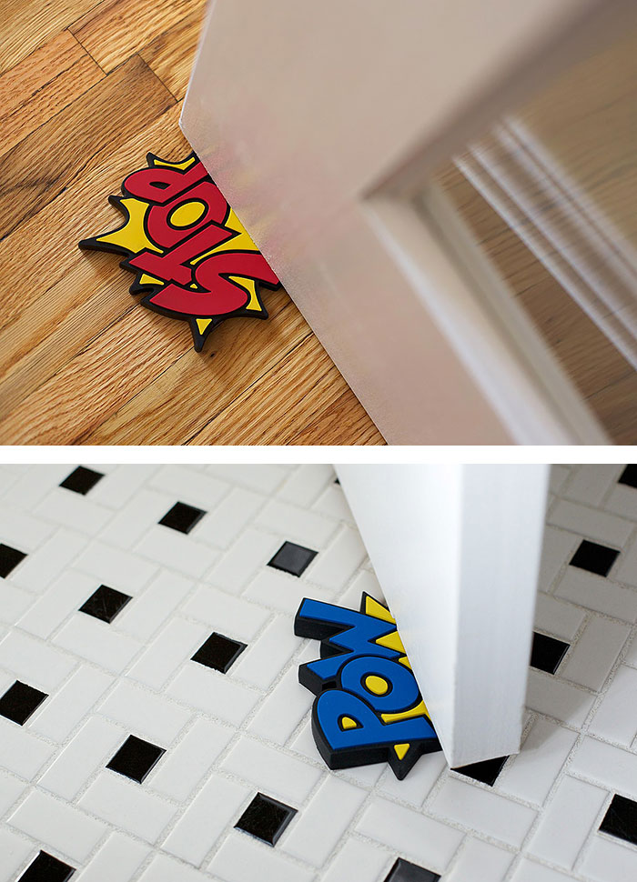 Cartoon Doorstops