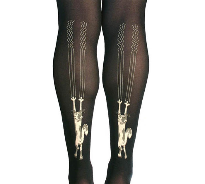Climbing Cats Tights