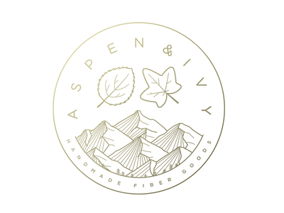 Aspen & Ivy Badge