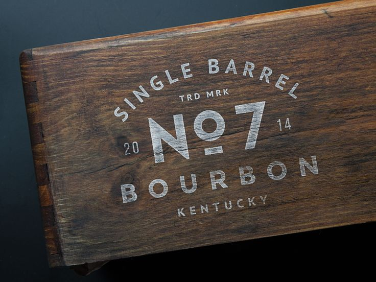 No.7 Bourbon by Raul Taciu
