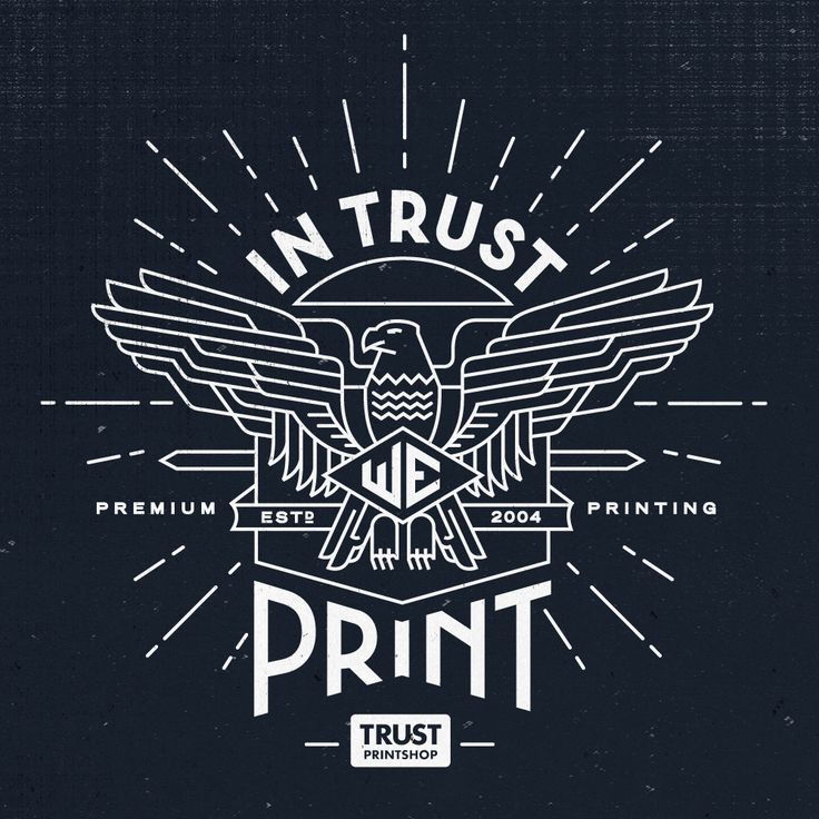 Trust Printshop Mural by Pavlov Visuals