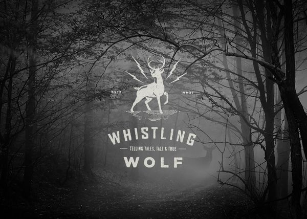Whistling Wolf by The Bearded
