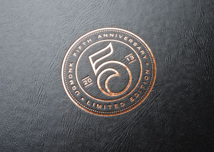 Ugmonk 5th Anniversary Badge