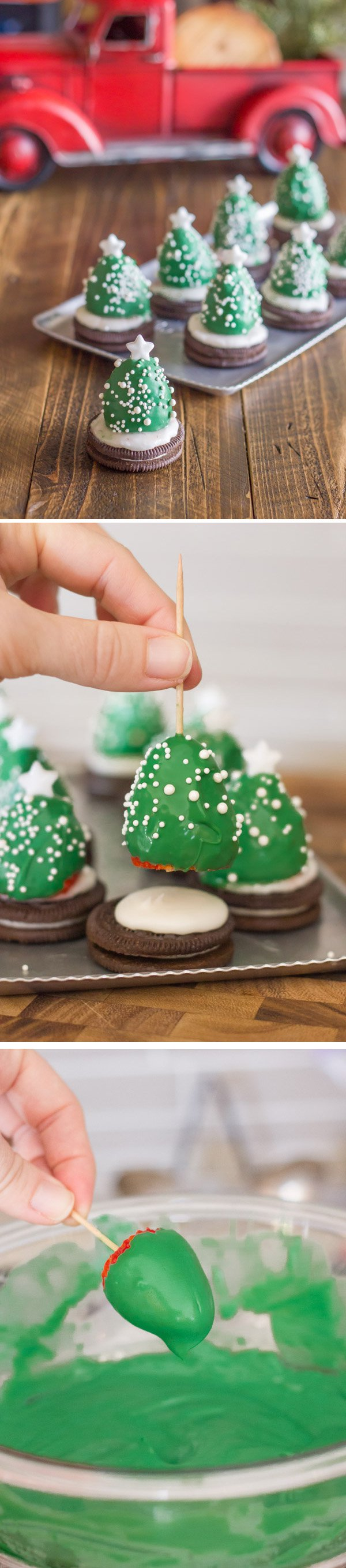 Chocolate-Covered-Strawberry-Christmas-Trees