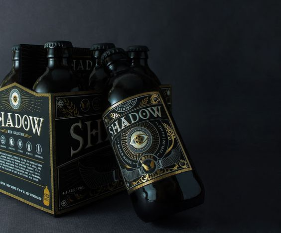 Shadow Beer by Zoey Chung