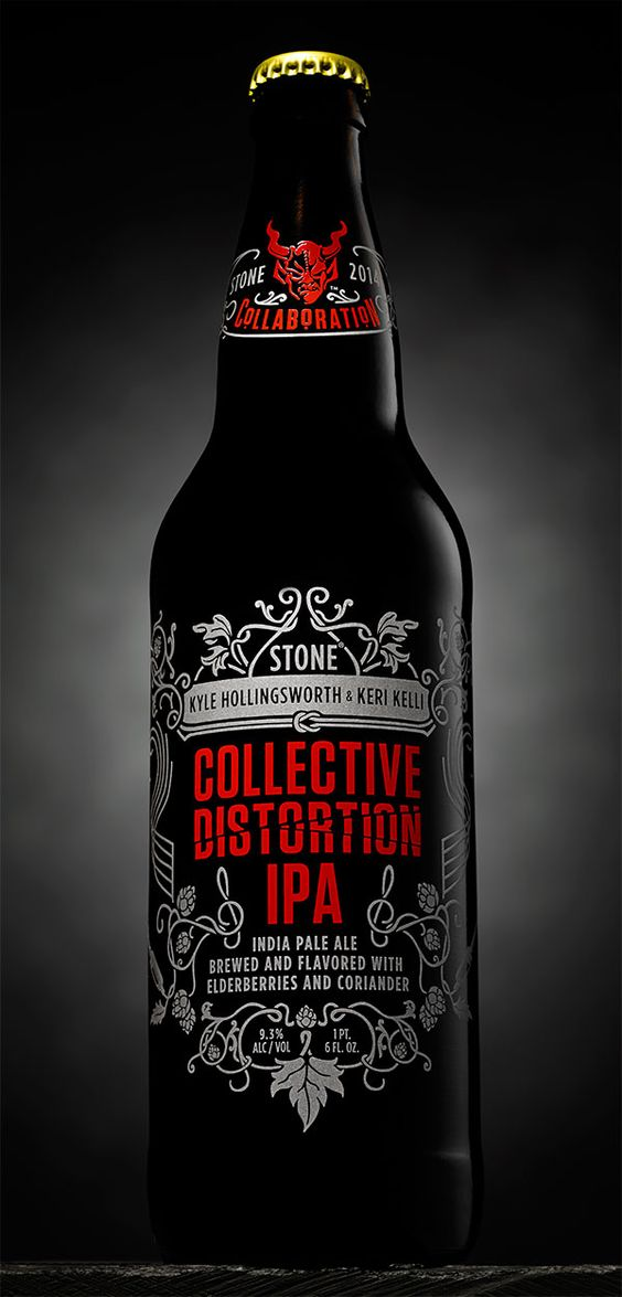 Collective Distortion IPA by Stone Brewing Co.