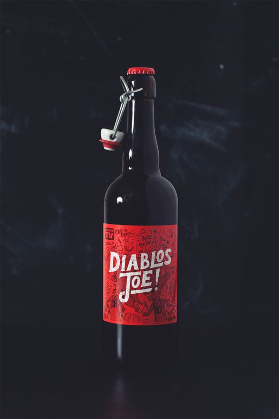 Diablos Joe Beer by Swing