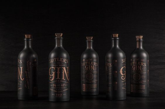 Sutler's Spirit Co. by Device Creative Collaborative