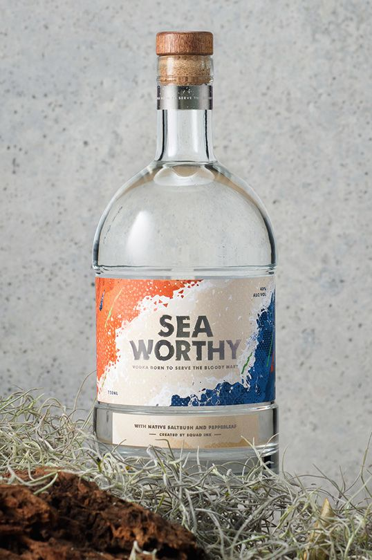 Seaworthy Vodka