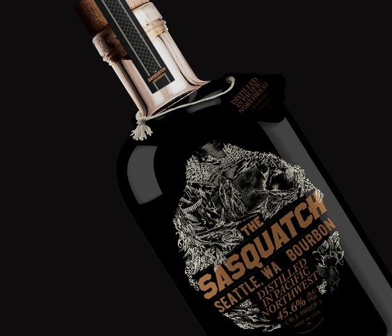 The Sasquatch Bourbon