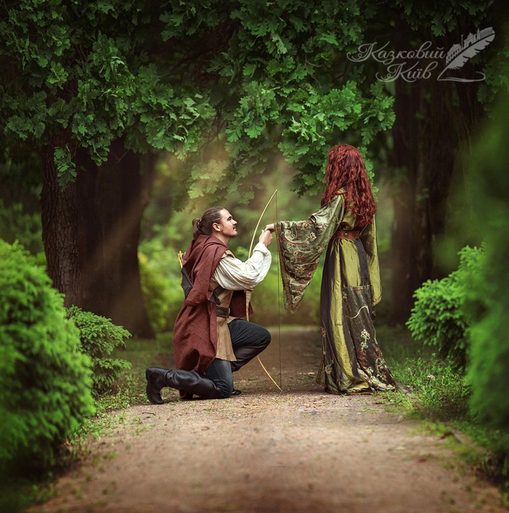 Fairy-tales Inspired Stunning Photo Project