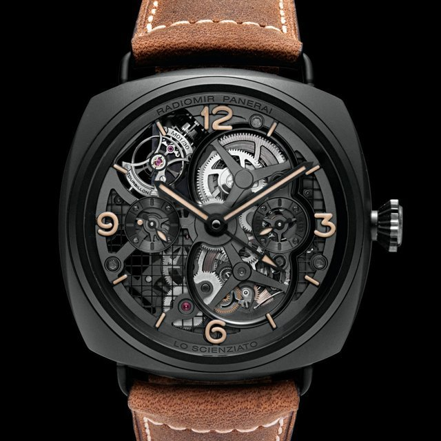 Panerai PAM00350 Skeleton Watch