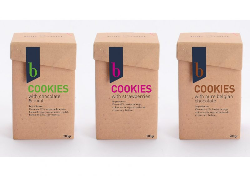 Cookie Packaging Designs