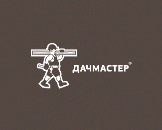 Logo for a Russian Construction Company by Artvento